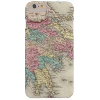 Grecia y la república jónica funda de iPhone 6 plus barely there