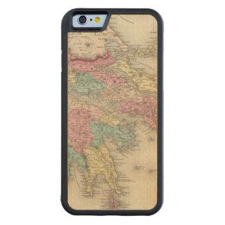 Grecia y la república jónica funda de iPhone 6 bumper arce