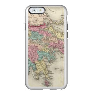 Grecia y la república jónica funda para iPhone 6 plus incipio feather shine