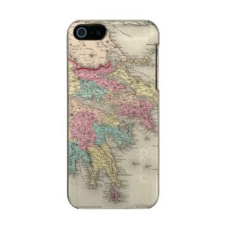 Grecia y la república jónica carcasa de iphone 5 incipio feather shine
