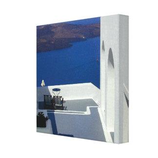 Grecian Dream Canvas Print