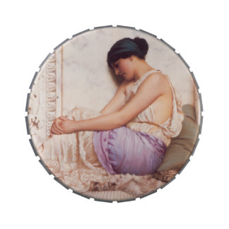 Grecian Girl - Jelly Belly Tin