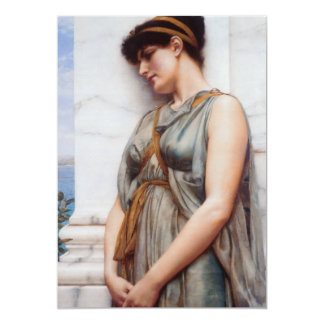 Grecian Reverie Card