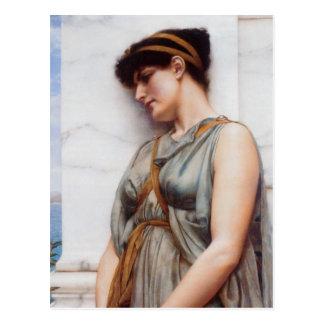 Grecian Reverie Postcard