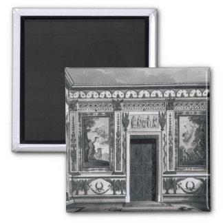 Grecian salon, from 'Architectural Fridge Magnet