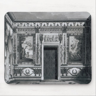 Grecian salon, from 'Architectural Mouse Pad