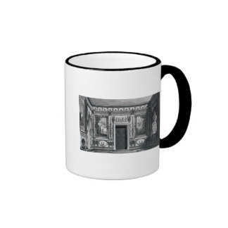 Grecian salon, from 'Architectural Ringer Coffee Mug