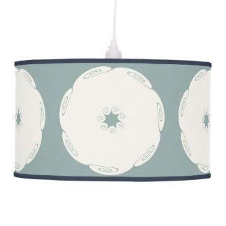 Grecian Spiral Waves Hanging Lamps