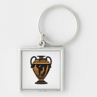 Grecian Urn Keychain