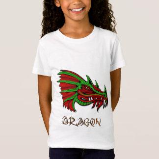 Grecken the Mystical Dragon Fantasy Art T-Shirt