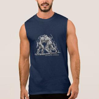 Greco-Roman wrestling Sleeveless Shirt