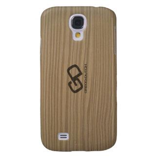 GrecoDutch GD letter logo Samsung Galaxy S4 Case