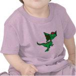 Gree Dilophosaurus T Shirt