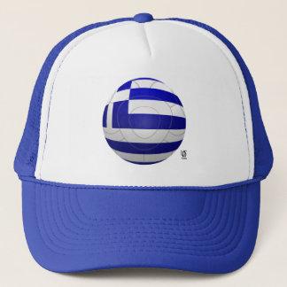 Greece - ΕΛΛΑΔΟΣ Football Trucker Hat
