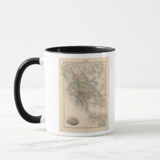 Greece 10 mug