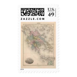 Greece 10 stamp