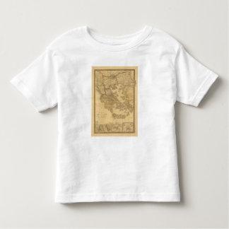 Greece 13 toddler t-shirt