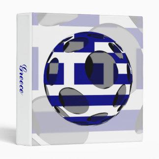Greece #1 3 ring binder