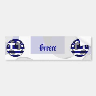 Greece #1 bumper sticker