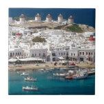 "Greece Mykonos-.[kan.k]JPG Tile<br><div class=""desc"">Greek  Islands  Mykonos</div>"