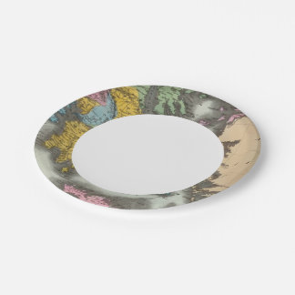 Greece 2 paper plate