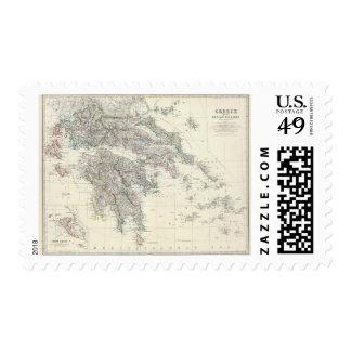 Greece 3 postage stamp