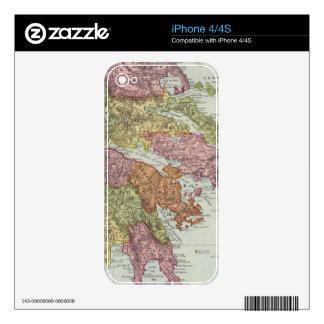 Greece 4 2 iPhone 4S decals
