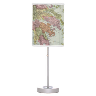Greece 4 2 table lamp