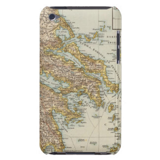 Greece 4 barely there iPod cover