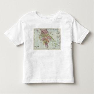 Greece 4 toddler t-shirt