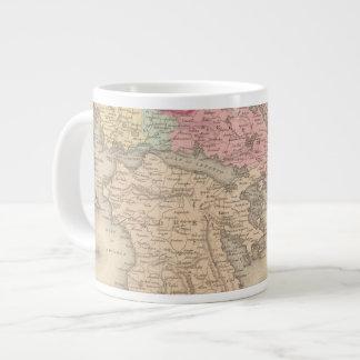 Greece 5 giant coffee mug