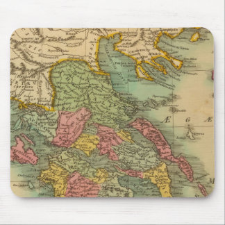 Greece 8 mouse pad