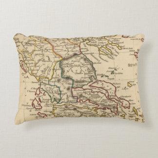 Greece 9 accent pillow