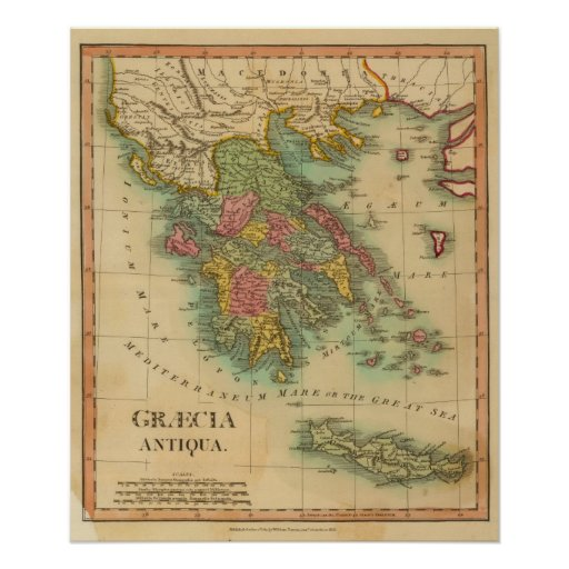 Greece 9 poster