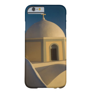 Greece and Greek Island of Santorini town of 2 Barely There iPhone 6 Case