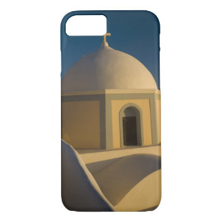 Greece and Greek Island of Santorini town of 2 iPhone 8/7 Case
