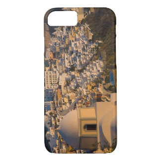 Greece and Greek Island of Santorini town of iPhone 8/7 Case