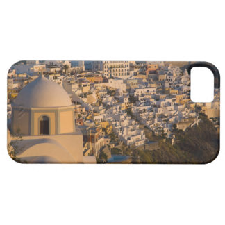 Greece and Greek Island of Santorini town of iPhone SE/5/5s Case