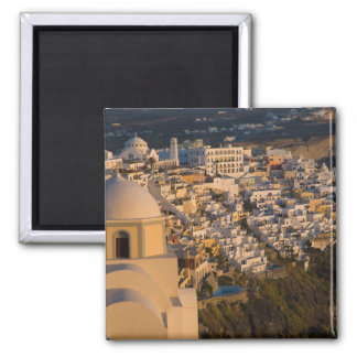 Greece and Greek Island of Santorini town of Magnets