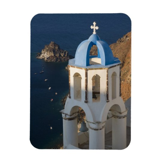 Greece and Greek Island of Santorini town of Oia 2 Magnet
