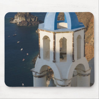 Greece and Greek Island of Santorini town of Oia 2 Mouse Pad