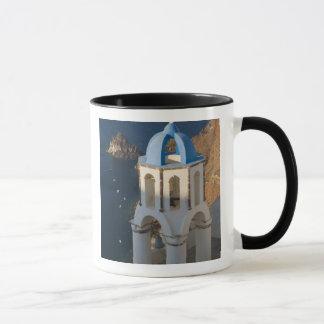 Greece and Greek Island of Santorini town of Oia 2 Mug