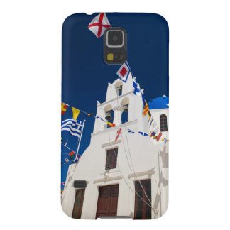Greece and Greek Island of Santorini town of Oia 4 Galaxy S5 Case