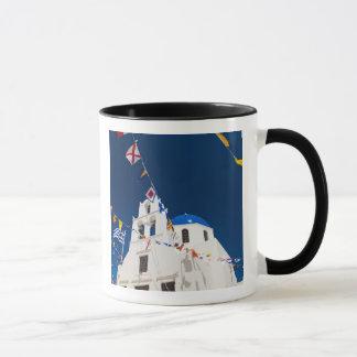 Greece and Greek Island of Santorini town of Oia 4 Mug
