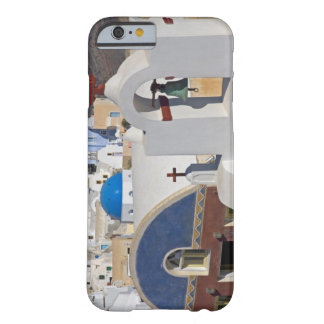 Greece and Greek Island of Santorini town of Oia 5 Barely There iPhone 6 Case