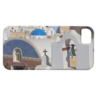 Greece and Greek Island of Santorini town of Oia 5 iPhone SE/5/5s Case