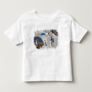 Greece and Greek Island of Santorini town of Oia 5 Toddler T-shirt