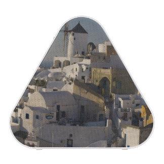 Greece and Greek Island of Santorini town of Oia Bluetooth Speaker
