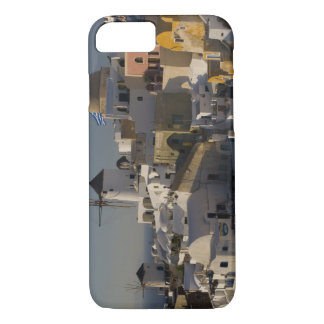 Greece and Greek Island of Santorini town of Oia iPhone 8/7 Case
