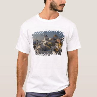Greece and Greek Island of Santorini town of Oia T-Shirt